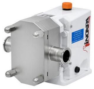 SLR Sanitary Rotary Lobe Pump