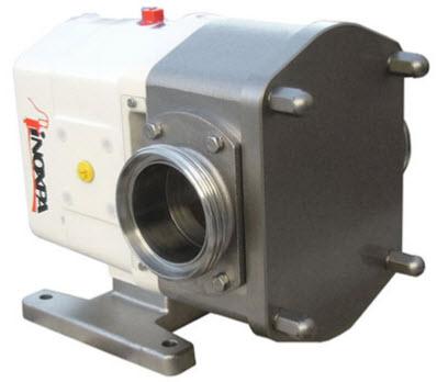 SLRT Rotary Lobe Truck Pump