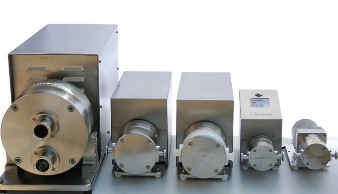 QUATROFLOW Fluid Systems