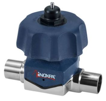 INOXPA VeeValv Diaphragm Valve
