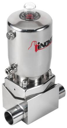 INOXPA NDL Diaphragm Valve